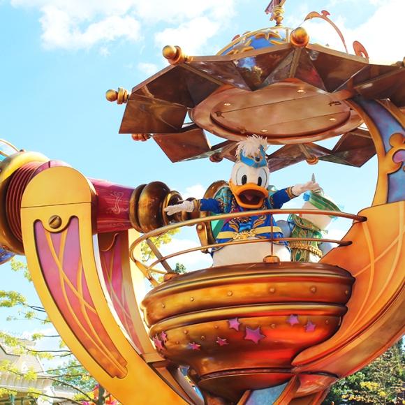 [Trip Report DLP] On monte en gamme / Séjour mère-filles au Disneyland Hotel (TERMINÉ) Ballade_1