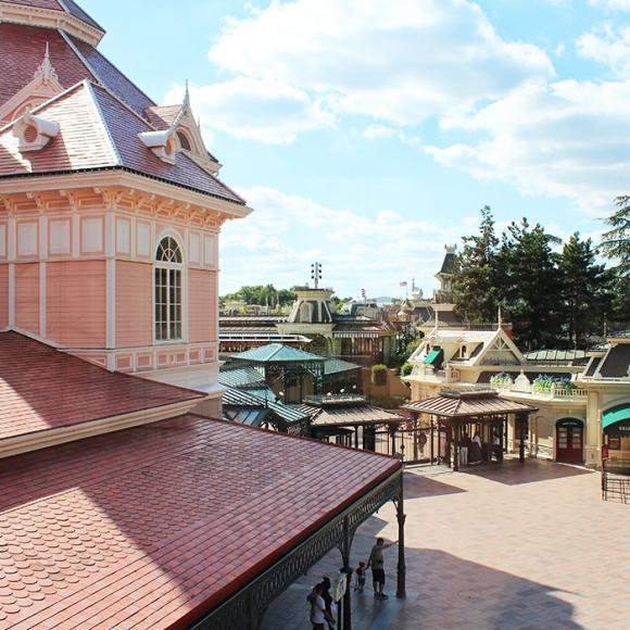 [Trip Report DLP] On monte en gamme / Séjour mère-filles au Disneyland Hotel (TERMINÉ) Ballade_2
