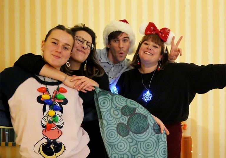 [Trip Report DLP] Noël in the Big Apple / Week end à l'Hotel New York (TERMINÉ) Wp-1