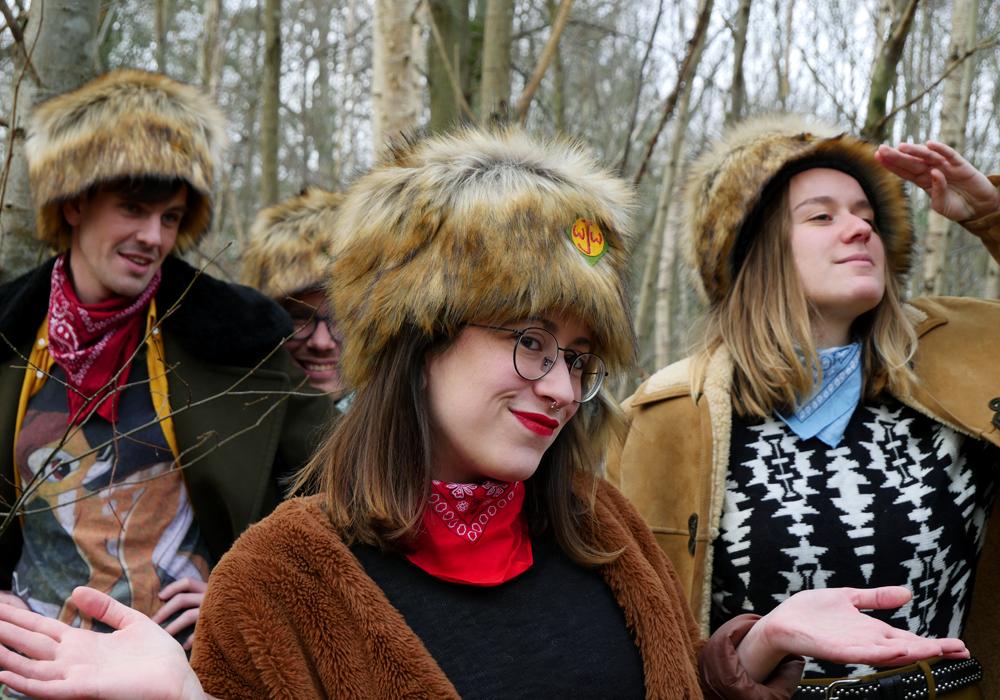 [Trip Report DLP] Les Castors Juniors font la fiesta / Week end au Davy Crockett Ranch (TERMINÉ) Juniors_3