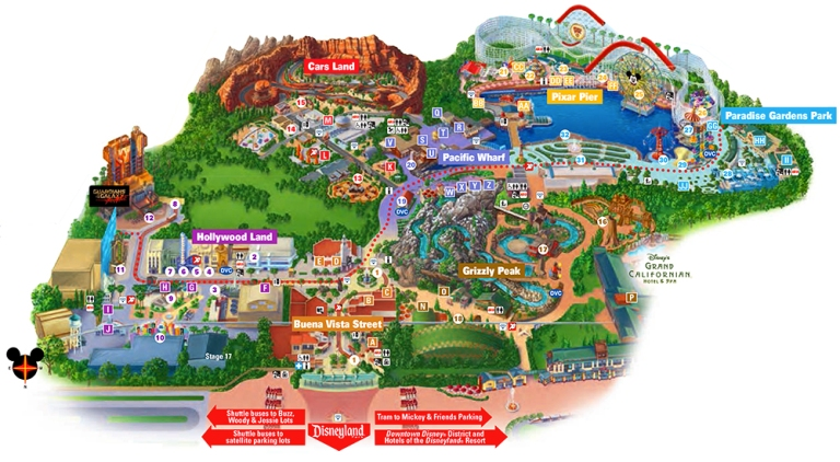 DCA-MAP