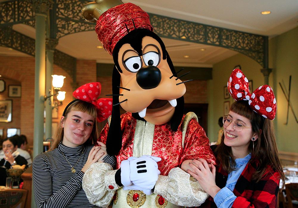 [Trip Report DLP] ÉPISODE BONUS : A Whole New World au Disneyland Hotel - Page 2 Brunch_1