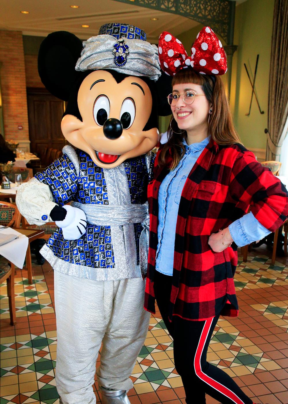 [Trip Report DLP] ÉPISODE BONUS : A Whole New World au Disneyland Hotel - Page 2 Brunch_10