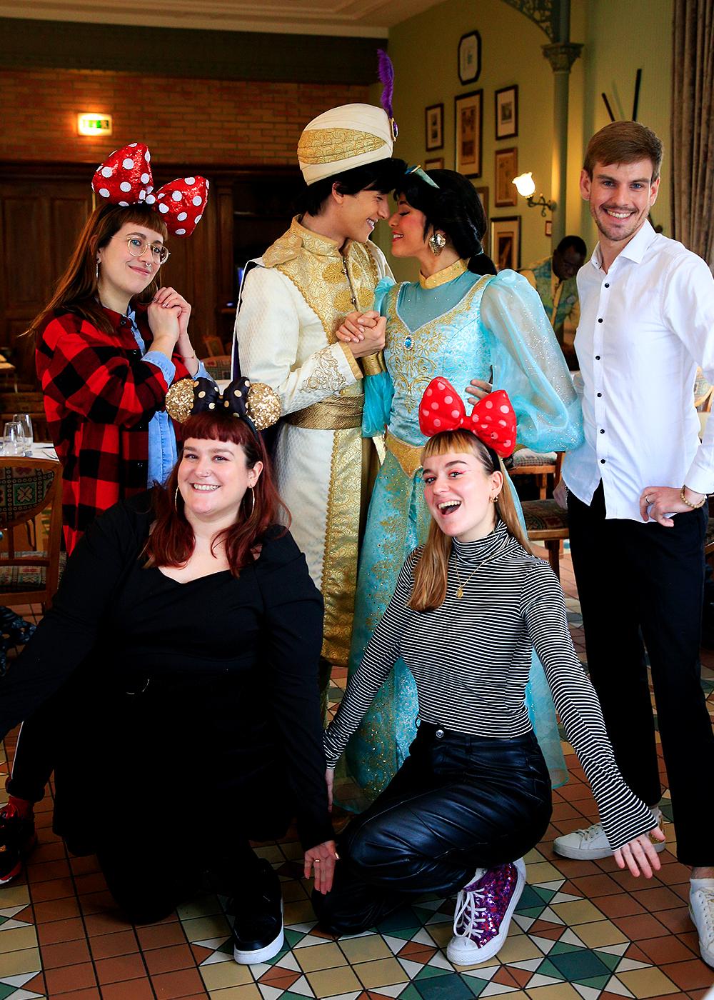[Trip Report DLP] ÉPISODE BONUS : A Whole New World au Disneyland Hotel - Page 2 Brunch_11