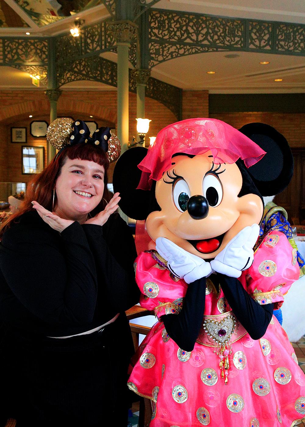 [Trip Report DLP] ÉPISODE BONUS : A Whole New World au Disneyland Hotel - Page 2 Brunch_12