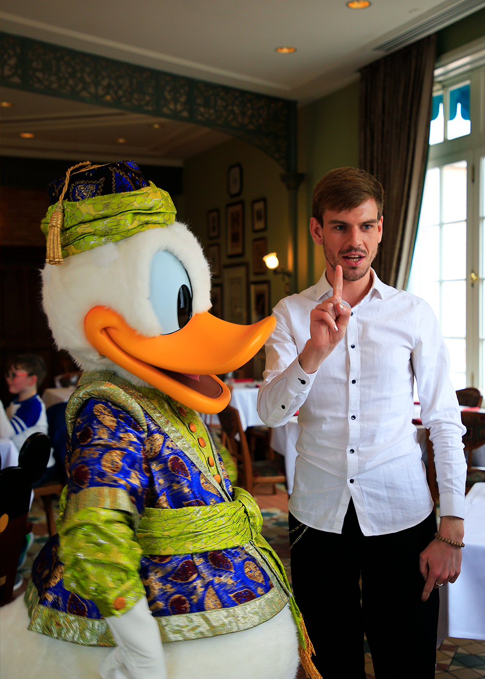 [Trip Report DLP] ÉPISODE BONUS : A Whole New World au Disneyland Hotel - Page 2 Brunch_13
