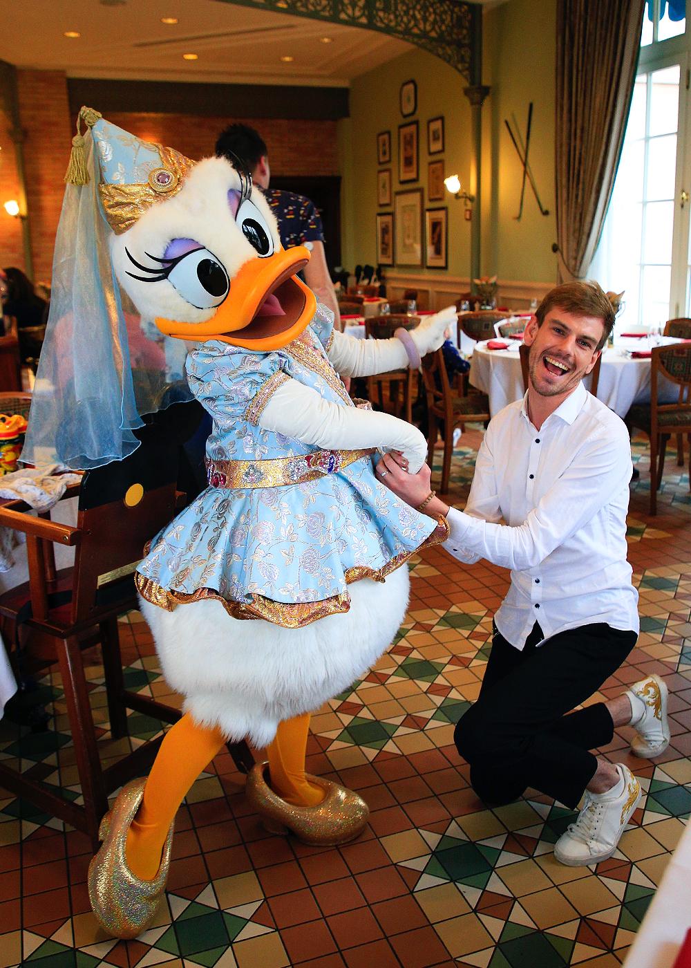 [Trip Report DLP] ÉPISODE BONUS : A Whole New World au Disneyland Hotel - Page 2 Brunch_14