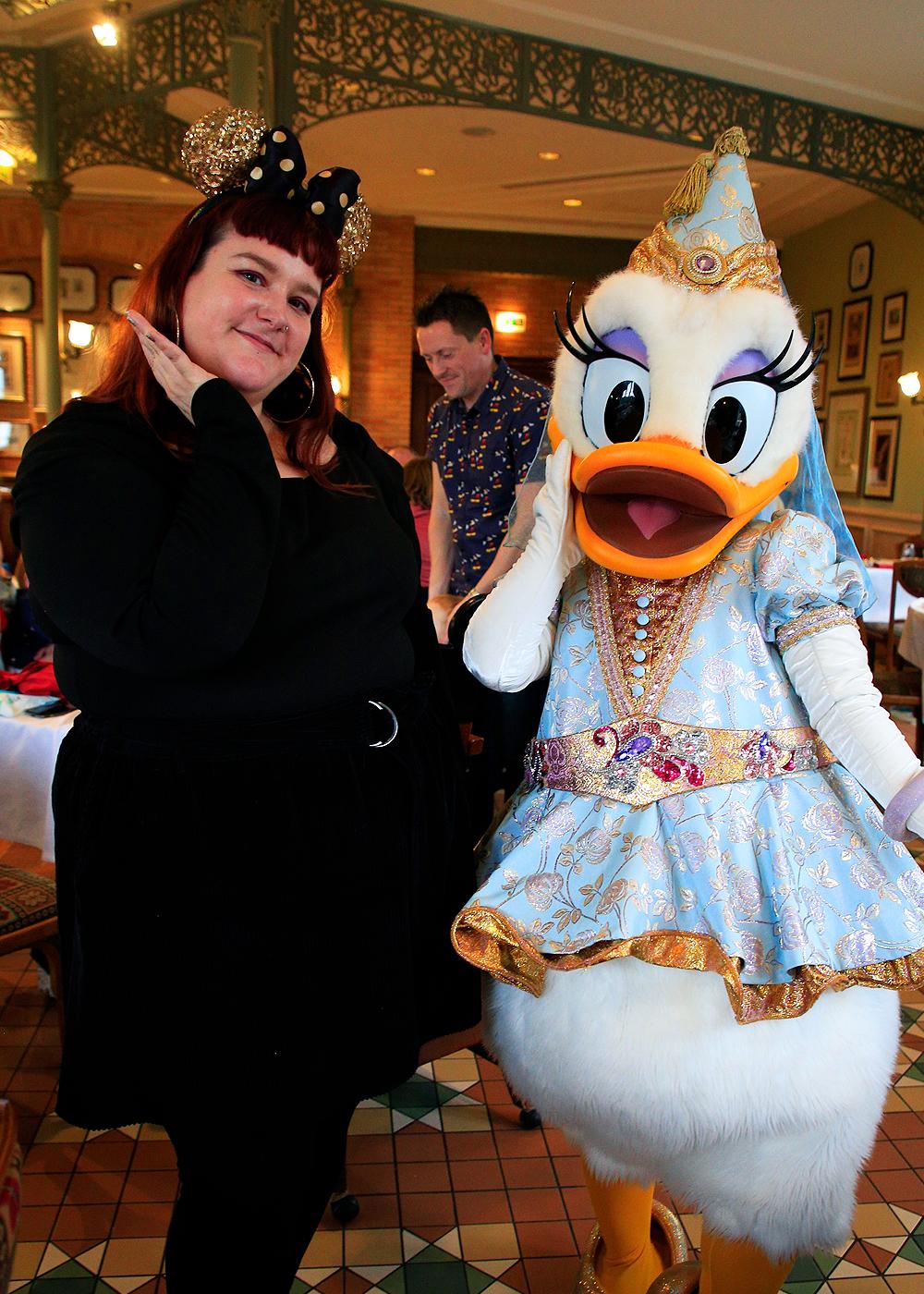 [Trip Report DLP] ÉPISODE BONUS : A Whole New World au Disneyland Hotel - Page 2 Brunch_15