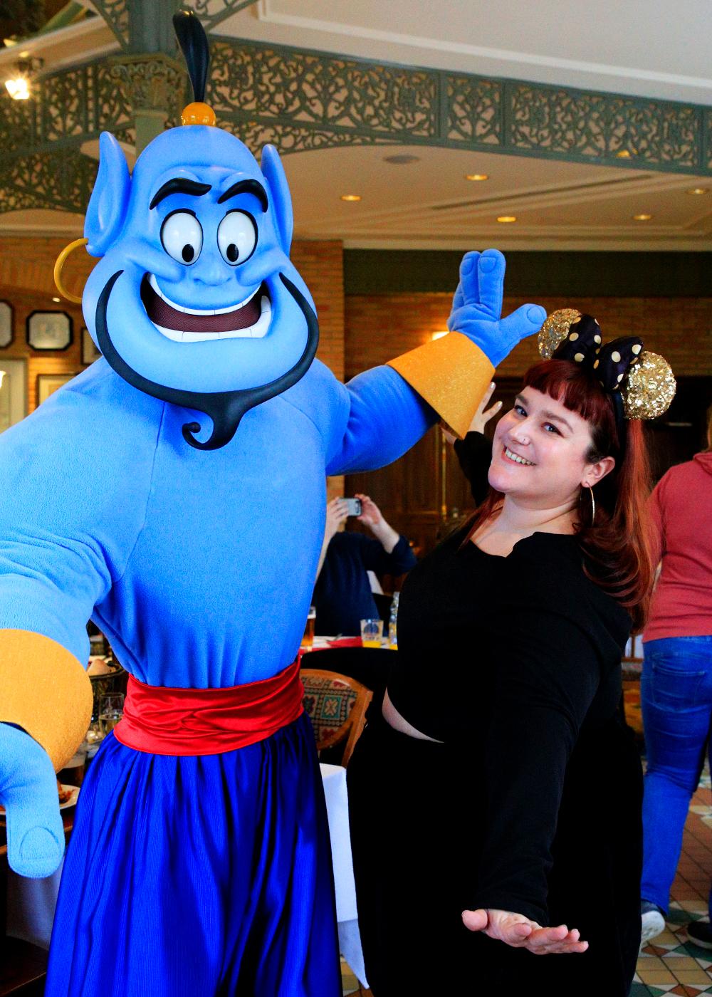 [Trip Report DLP] ÉPISODE BONUS : A Whole New World au Disneyland Hotel - Page 2 Brunch_16