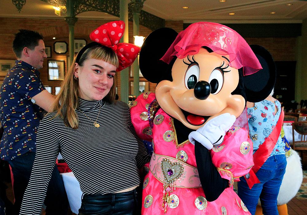 [Trip Report DLP] ÉPISODE BONUS : A Whole New World au Disneyland Hotel - Page 2 Brunch_18
