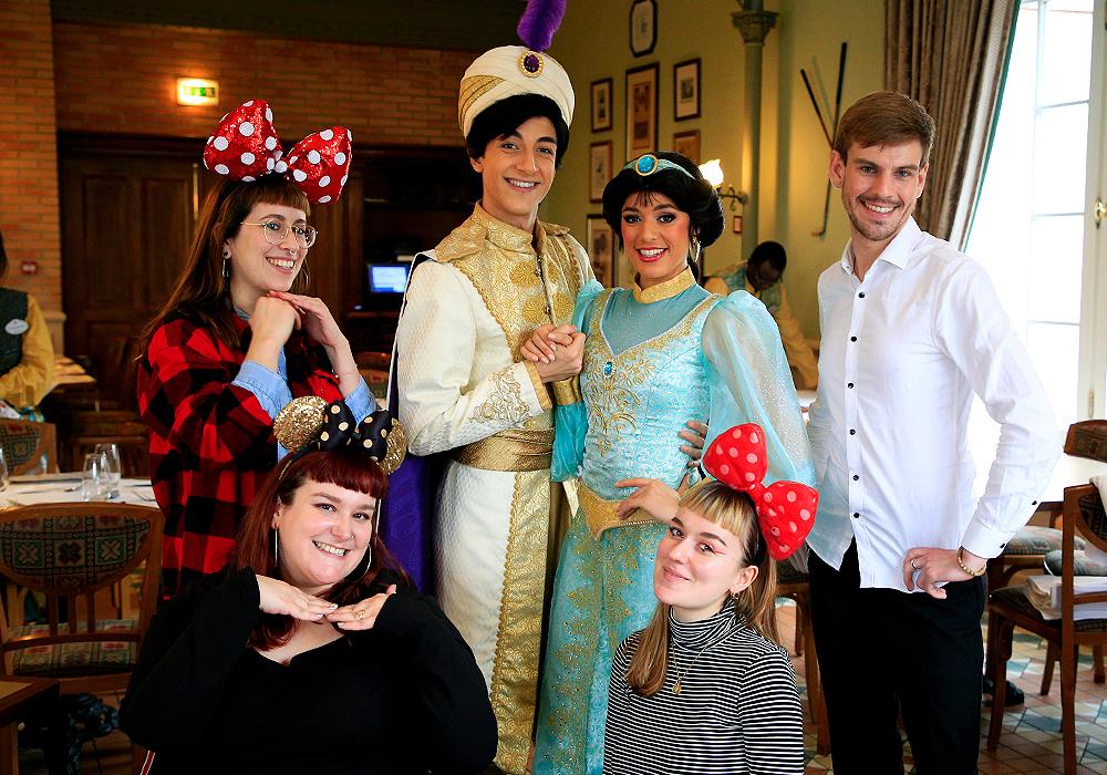 [Trip Report DLP] ÉPISODE BONUS : A Whole New World au Disneyland Hotel - Page 2 Brunch_2