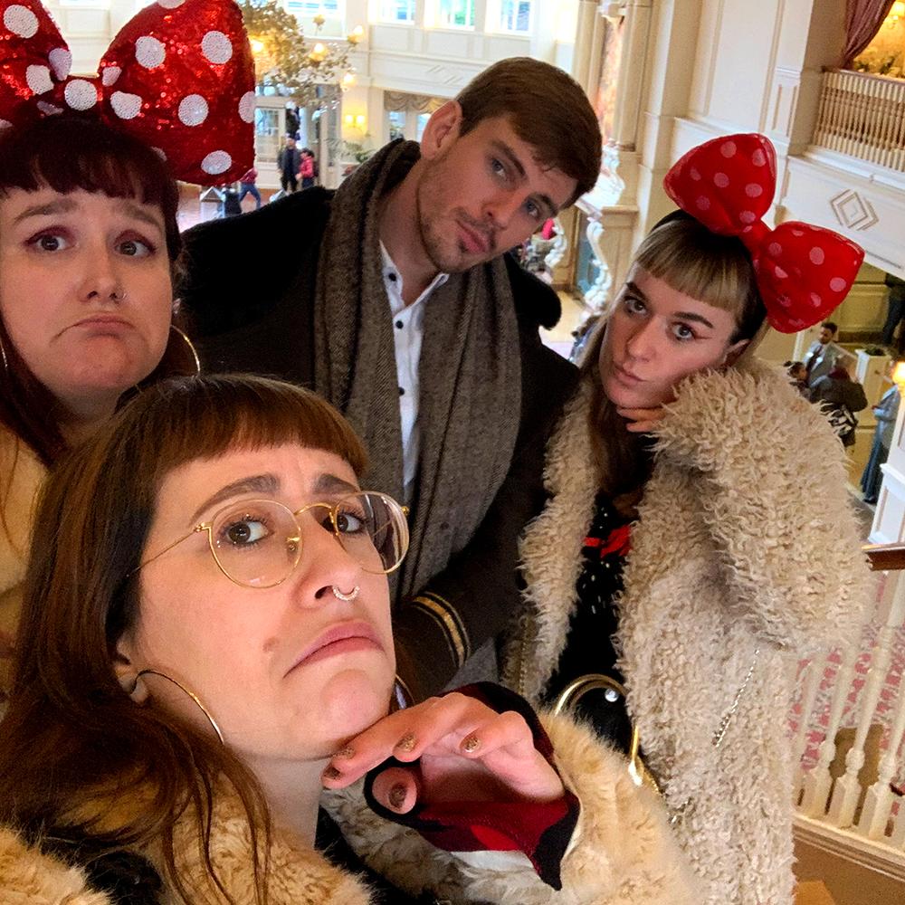 [Trip Report DLP] ÉPISODE BONUS : A Whole New World au Disneyland Hotel - Page 2 Brunch_27