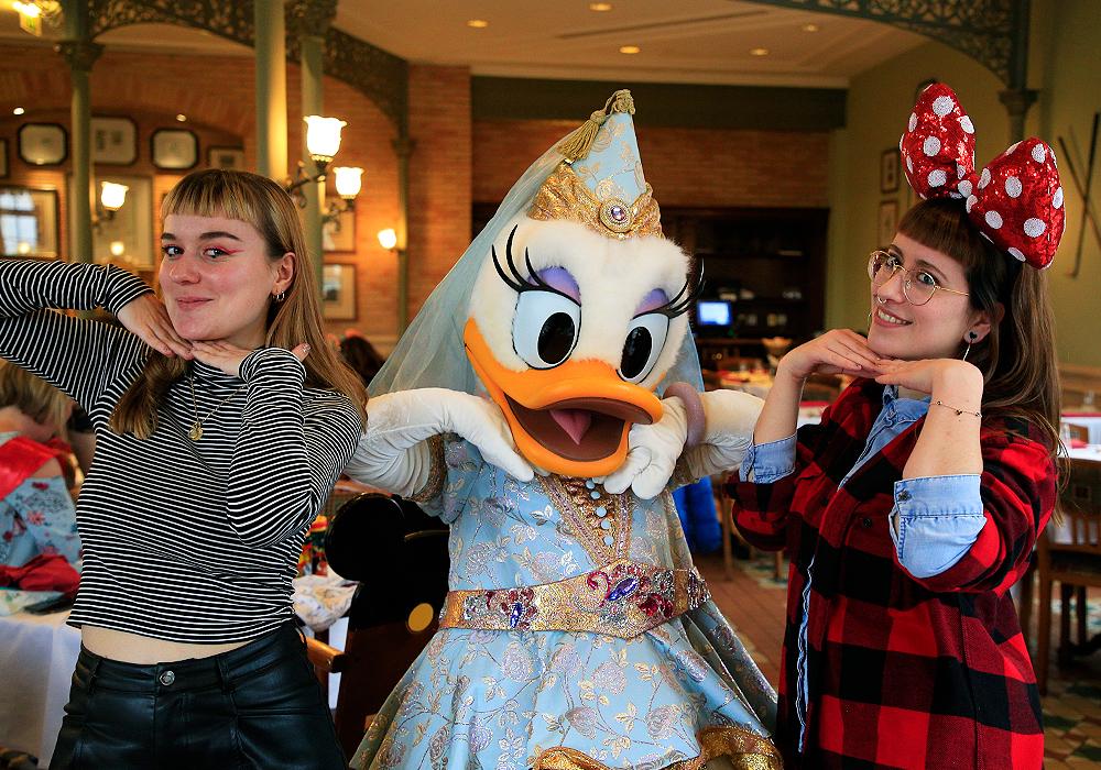 [Trip Report DLP] ÉPISODE BONUS : A Whole New World au Disneyland Hotel - Page 2 Brunch_3