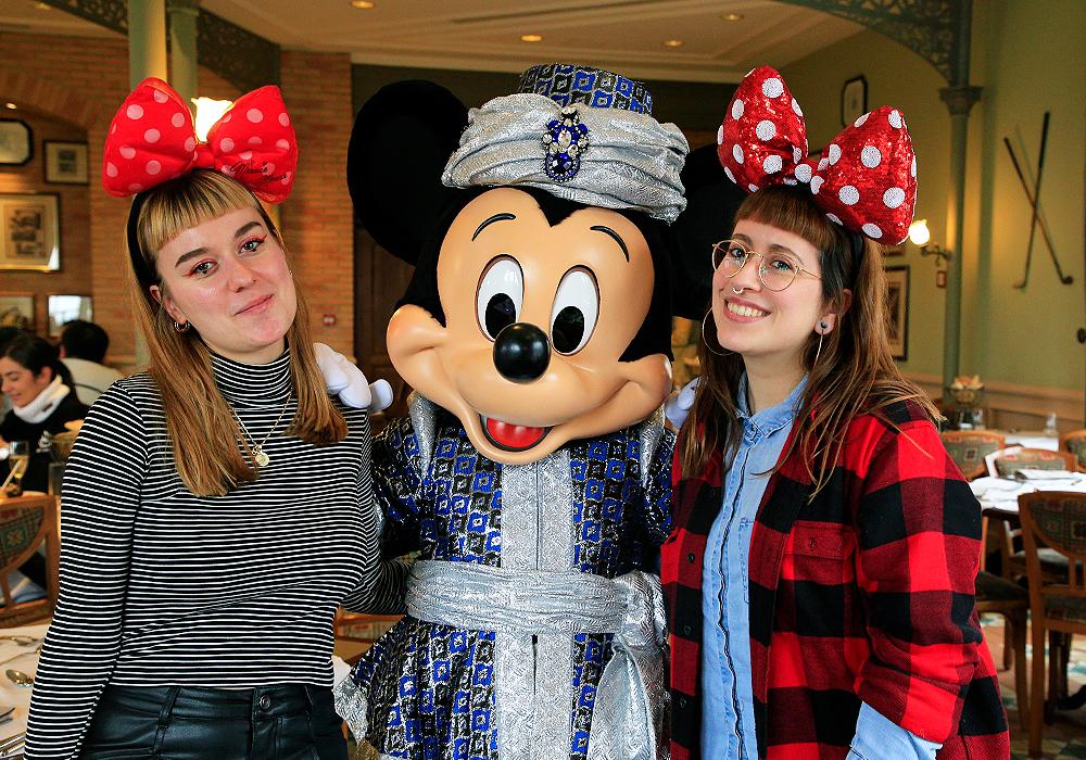 [Trip Report DLP] ÉPISODE BONUS : A Whole New World au Disneyland Hotel - Page 2 Brunch_4