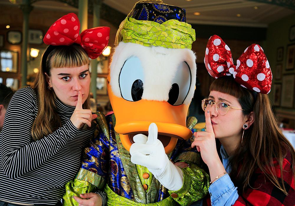[Trip Report DLP] ÉPISODE BONUS : A Whole New World au Disneyland Hotel - Page 2 Brunch_5