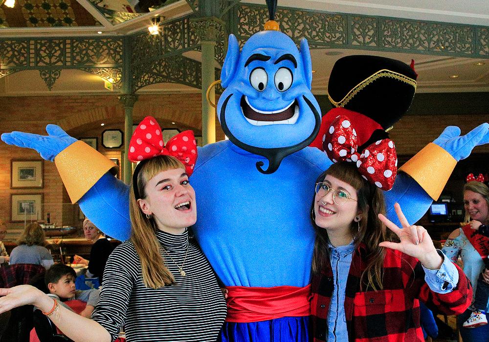 [Trip Report DLP] ÉPISODE BONUS : A Whole New World au Disneyland Hotel - Page 2 Brunch_6