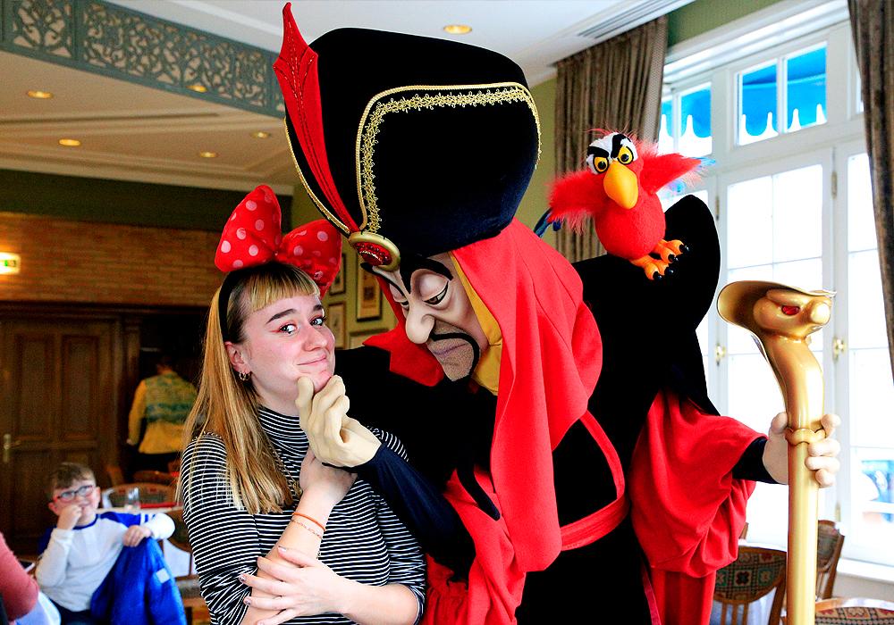 [Trip Report DLP] ÉPISODE BONUS : A Whole New World au Disneyland Hotel - Page 2 Brunch_7