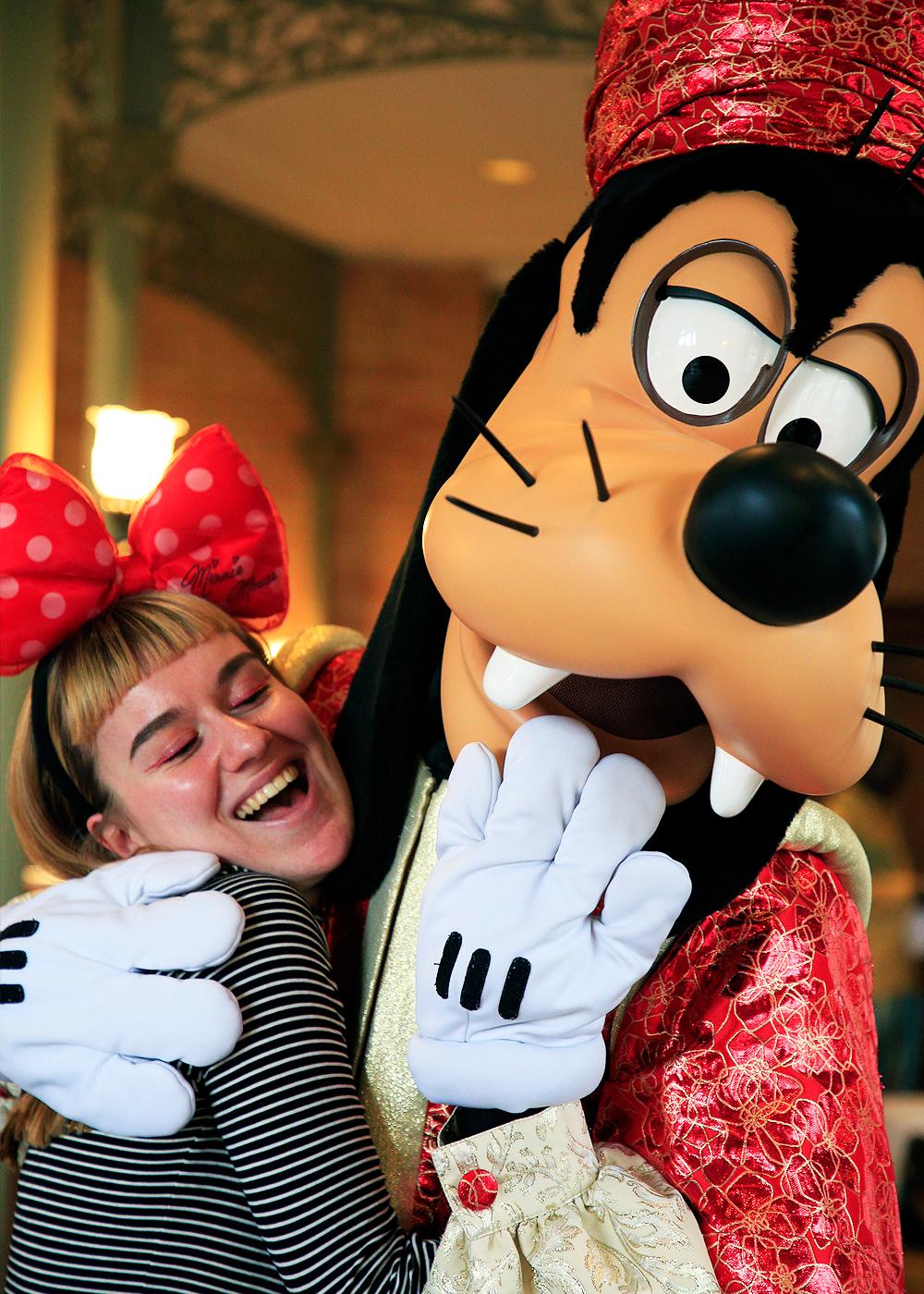 [Trip Report DLP] ÉPISODE BONUS : A Whole New World au Disneyland Hotel - Page 2 Brunch_9