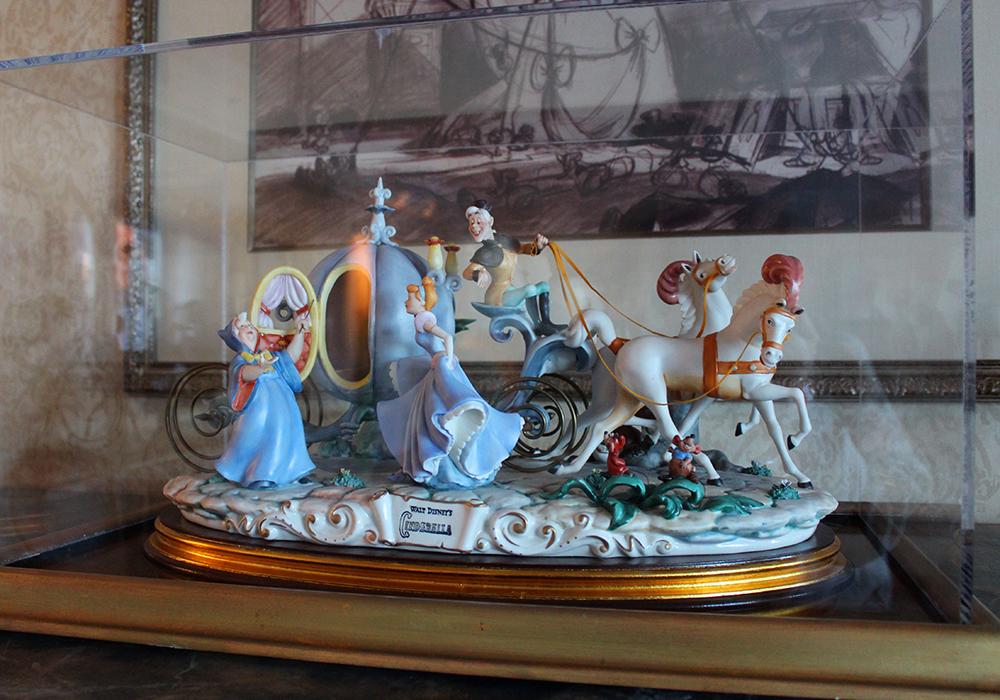 [Trip Report DLP] ÉPISODE BONUS : A Whole New World au Disneyland Hotel - Page 2 Cendrillon_5