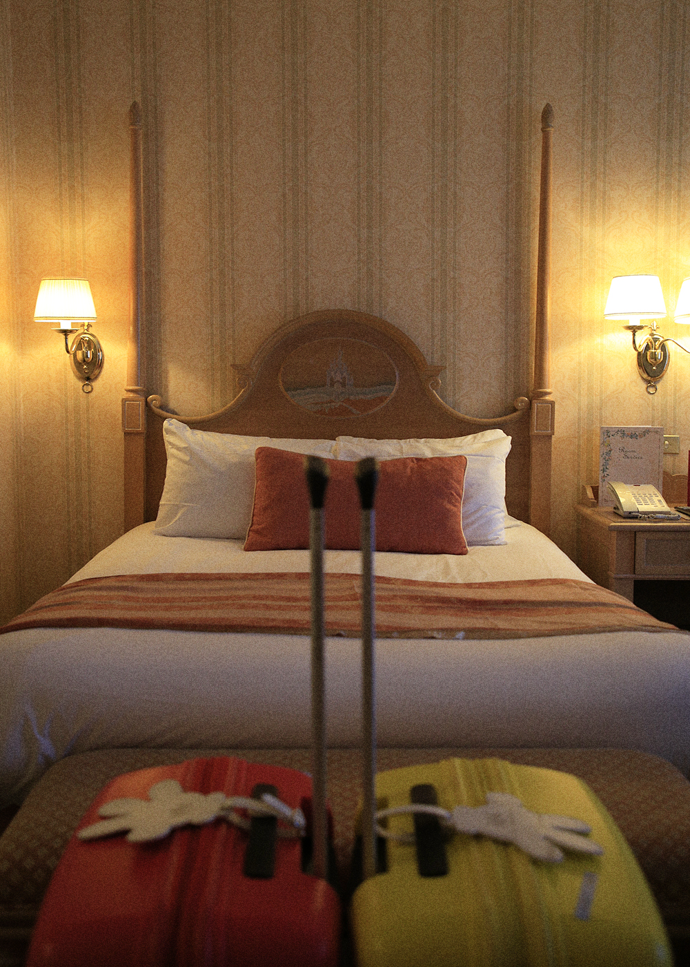 [Trip Report DLP] ÉPISODE BONUS : A Whole New World au Disneyland Hotel Dlh-room_2