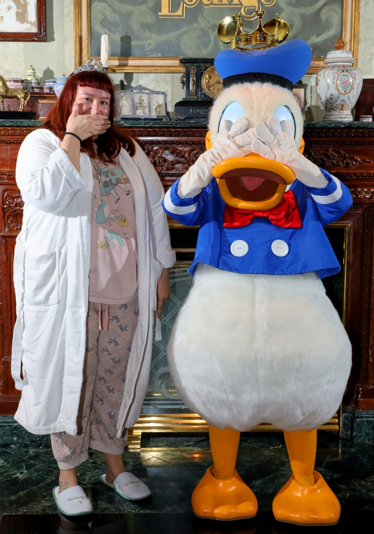 [Trip Report DLP] ÉPISODE BONUS : A Whole New World au Disneyland Hotel Donald_3