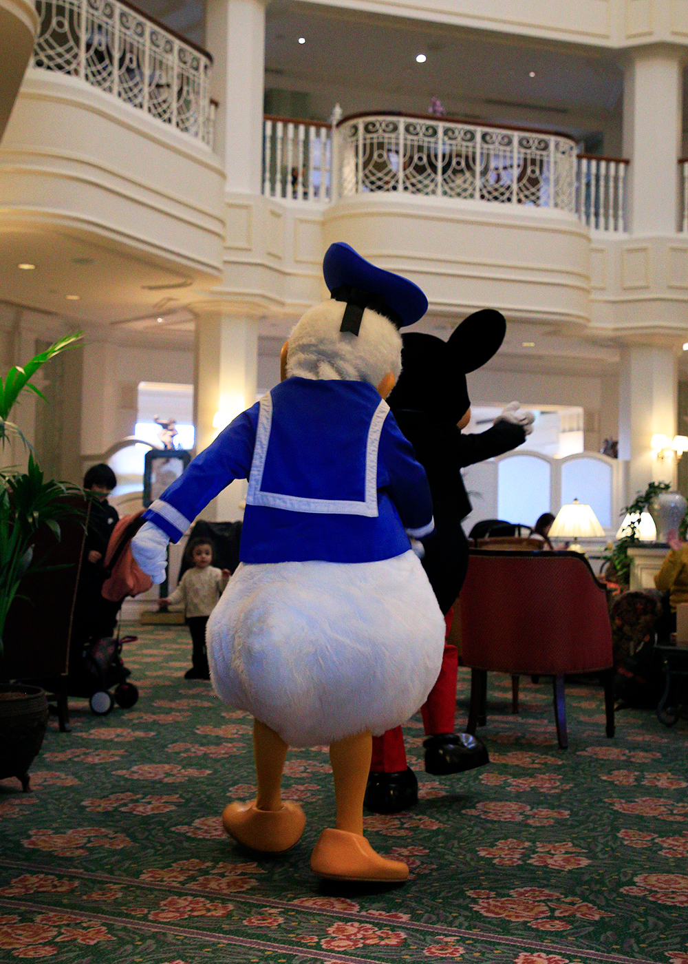[Trip Report DLP] ÉPISODE BONUS : A Whole New World au Disneyland Hotel Fantasia_7