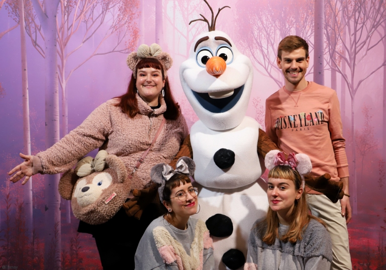 [Trip Report DLP] ÉPISODE BONUS : A Whole New World au Disneyland Hotel Olaf_2