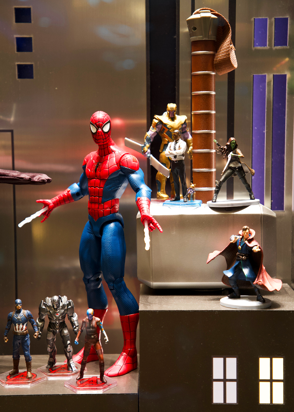 [Trip Report DLP] Découverte du Disney's Hotel New York – The Art of Marvel ! Boutique_3