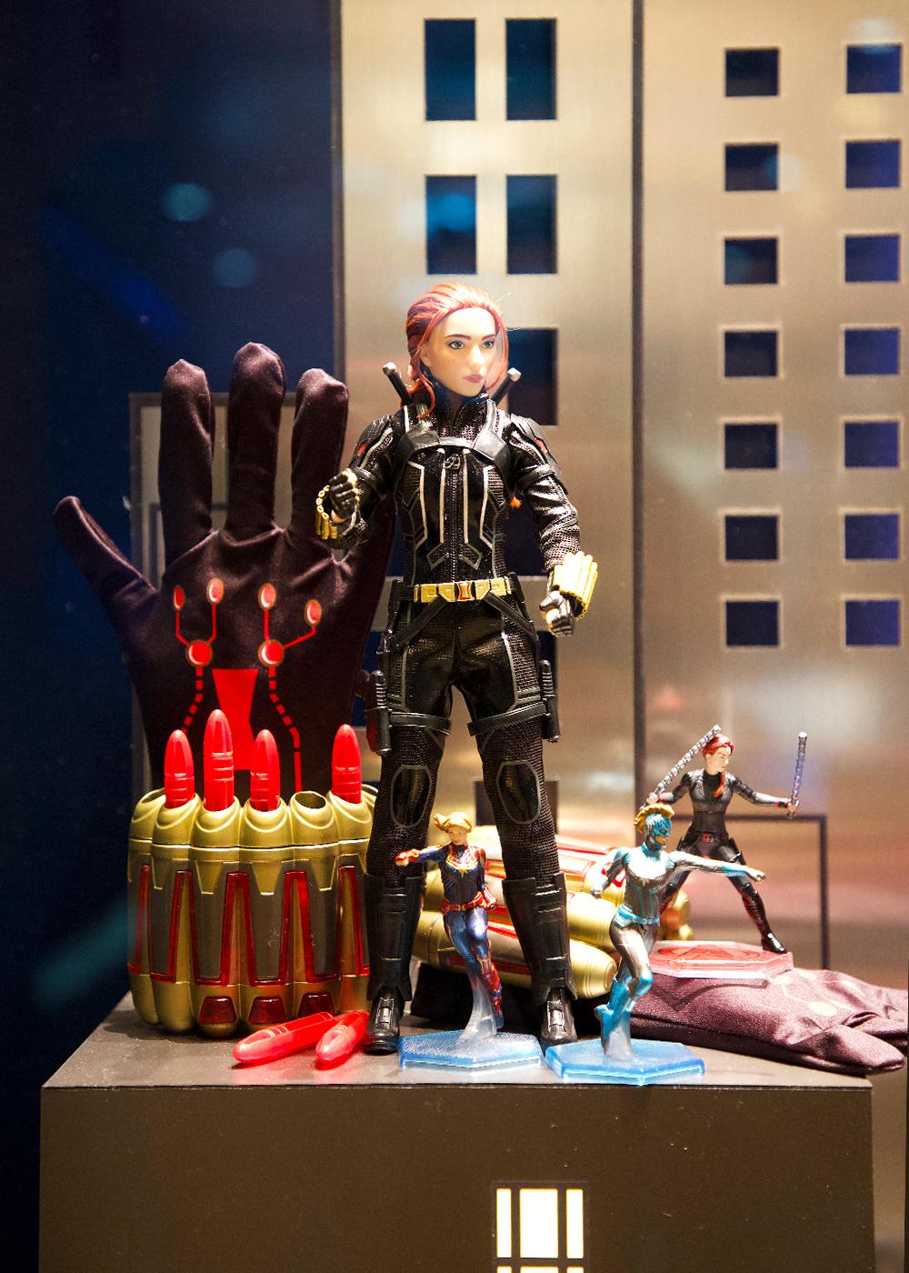 [Trip Report DLP] Découverte du Disney's Hotel New York – The Art of Marvel ! Boutique_4