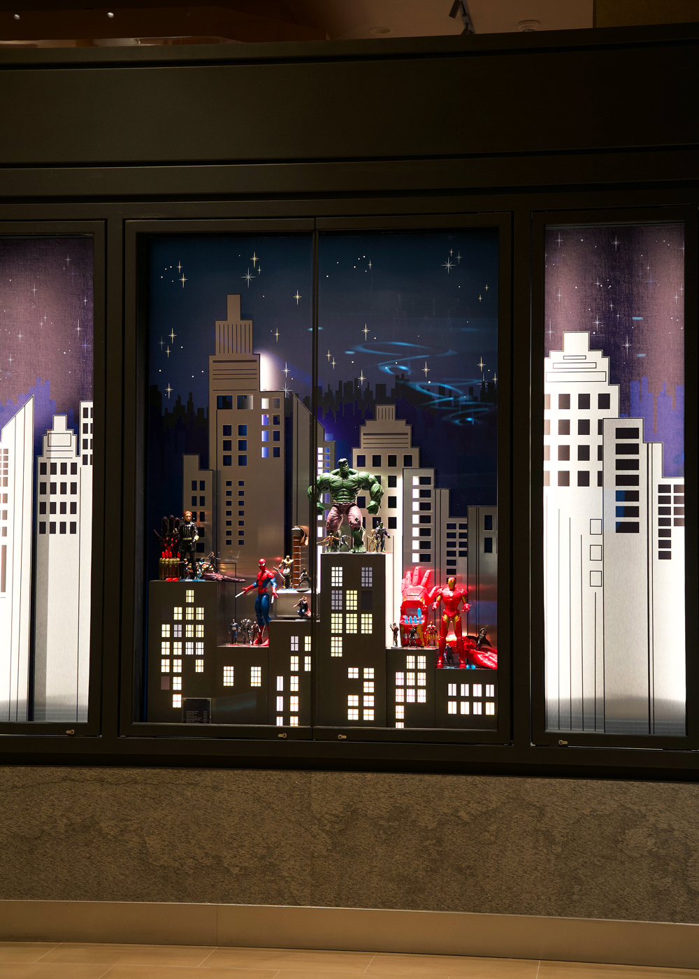 [Trip Report DLP] Découverte du Disney's Hotel New York – The Art of Marvel ! Boutique_6