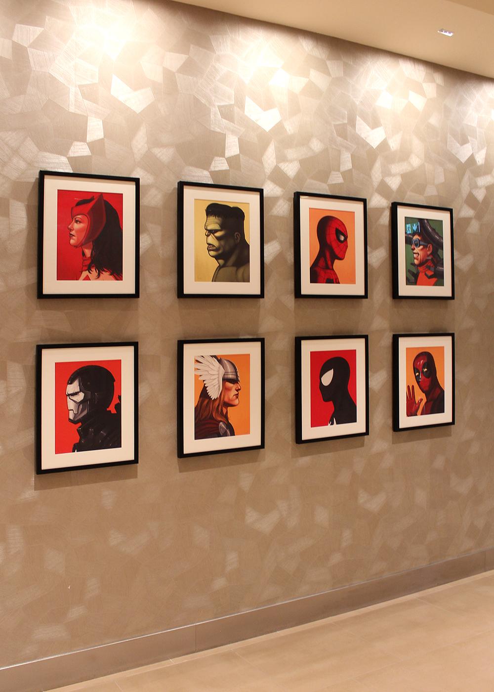 [Trip Report DLP] Découverte du Disney's Hotel New York – The Art of Marvel ! Communs_7