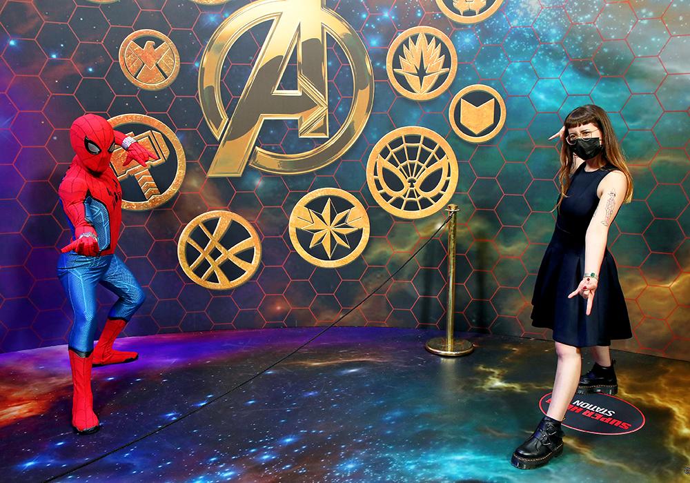 [Trip Report DLP] Découverte du Disney's Hotel New York – The Art of Marvel ! Photoloc_1
