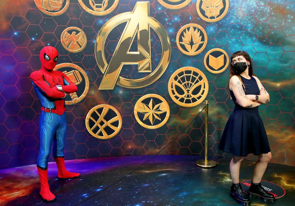 [Trip Report DLP] Découverte du Disney's Hotel New York – The Art of Marvel ! Photoloc_2