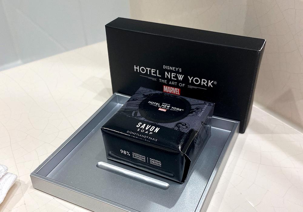 [Trip Report DLP] Découverte du Disney's Hotel New York – The Art of Marvel ! Room_7