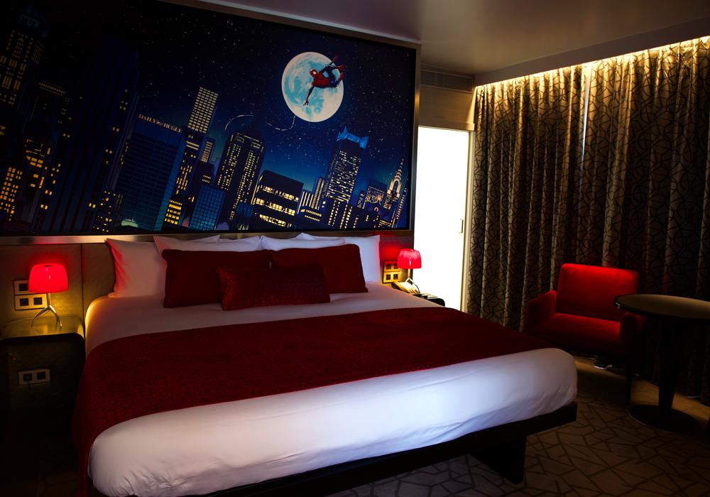 [Trip Report DLP] Découverte du Disney's Hotel New York – The Art of Marvel ! Zz_spideysuite_11