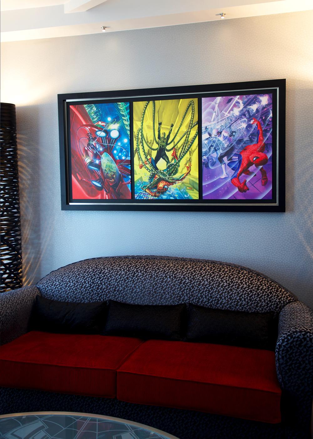 [Trip Report DLP] Découverte du Disney's Hotel New York – The Art of Marvel ! Zz_spideysuite_2